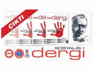SOSYAL-İŞ DERGİ ÇIKTI!