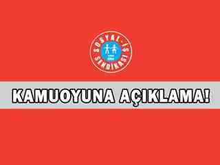 MAVİ KALEM'İ İŞÇİ HAKLARINA SAYGIYA DAVET EDİYORUZ!