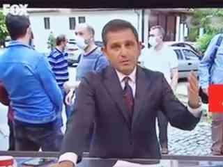 HACETTEPE ÜNİVERSİTESİ'NDE MÜCADELEMİZ FOX TV'DE!