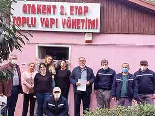 ATAKENT 2. ETAP TOPLU YAPI'DA 2. DÖNEM TİS İMZALANDI!